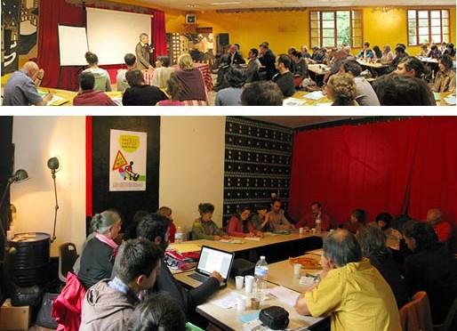 Rencontres de l'Urbanisme Participatif et Créatif