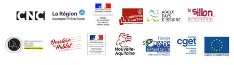 Logos partenaires A75
