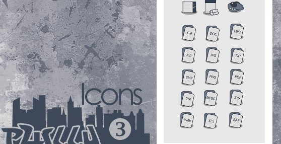 Philly 3 - Icons