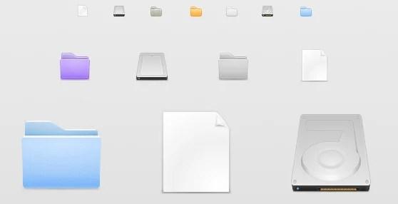 WIP - Samee icons