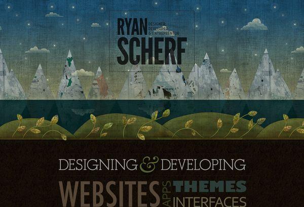 textured web designs
