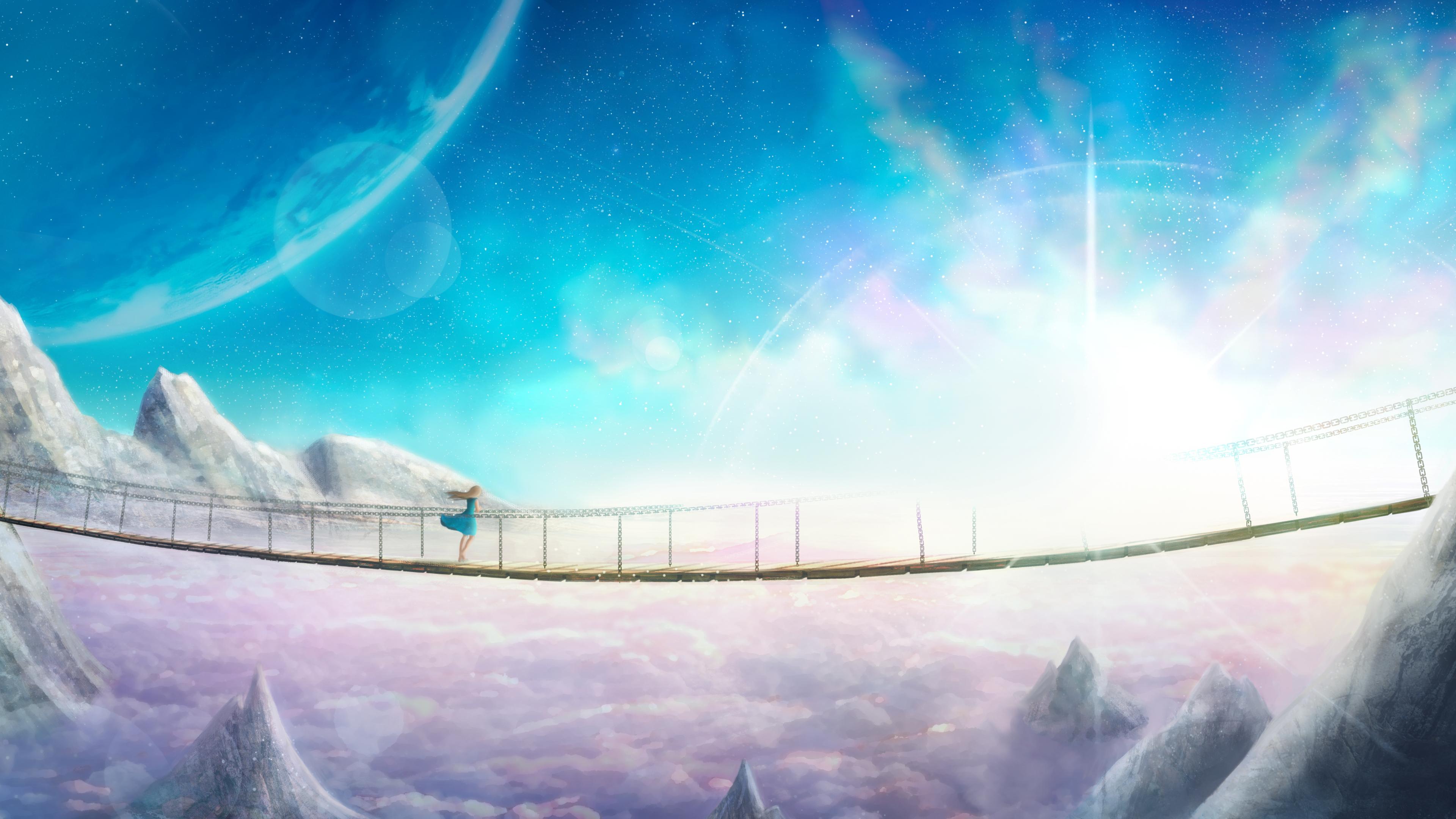 Cute Baby Wolf Wallpaper Supernova Anime Landscape Hd Wallpapers Fantasy