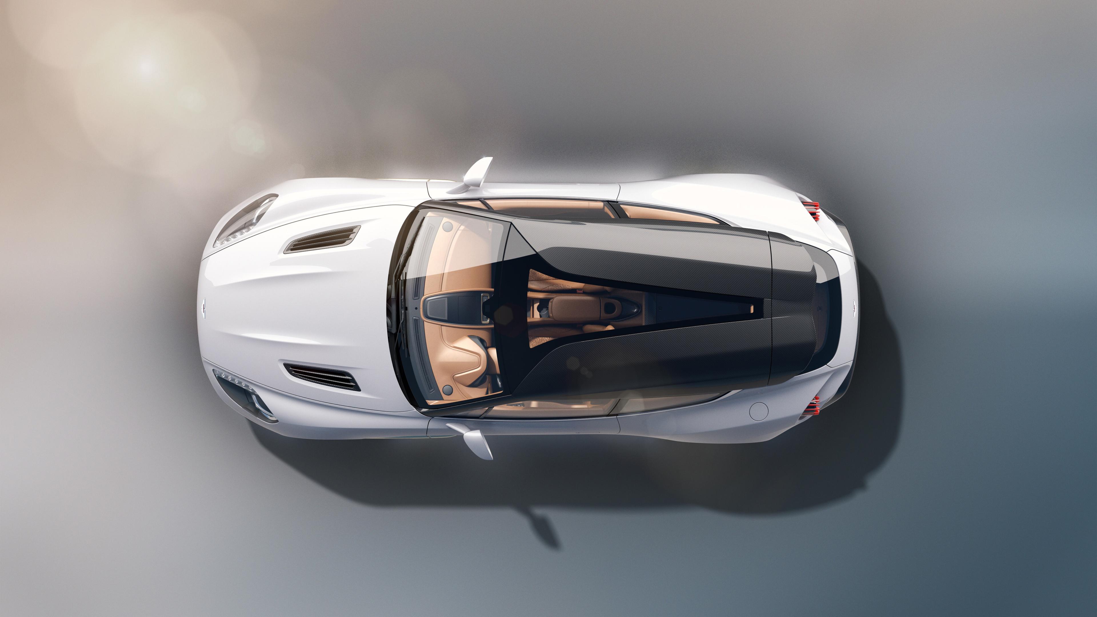 Aston Martin Vanquish Zagato Wallpaper The Best Hd Wallpaper