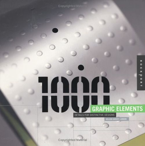 1000 graphic elements 15 Books Every Graphic Designer Should Read