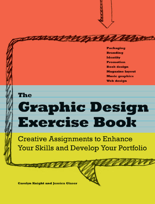 The graphic design exercise book 15 Books Every Graphic Designer Should Read