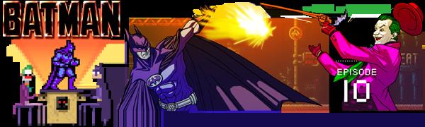 Pixelated Audio - Video Game Music podcast and Retro Gaming Pixelated Audio Episode 10 - Batman: Joker's Jukebox