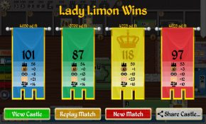 Lady Limon Wins