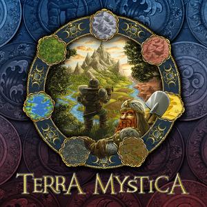 Terra Mystica Review - Pixelated Cardboard image