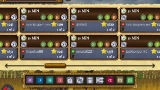 Agricola Online Lobby