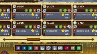 Agricola Online Lobby