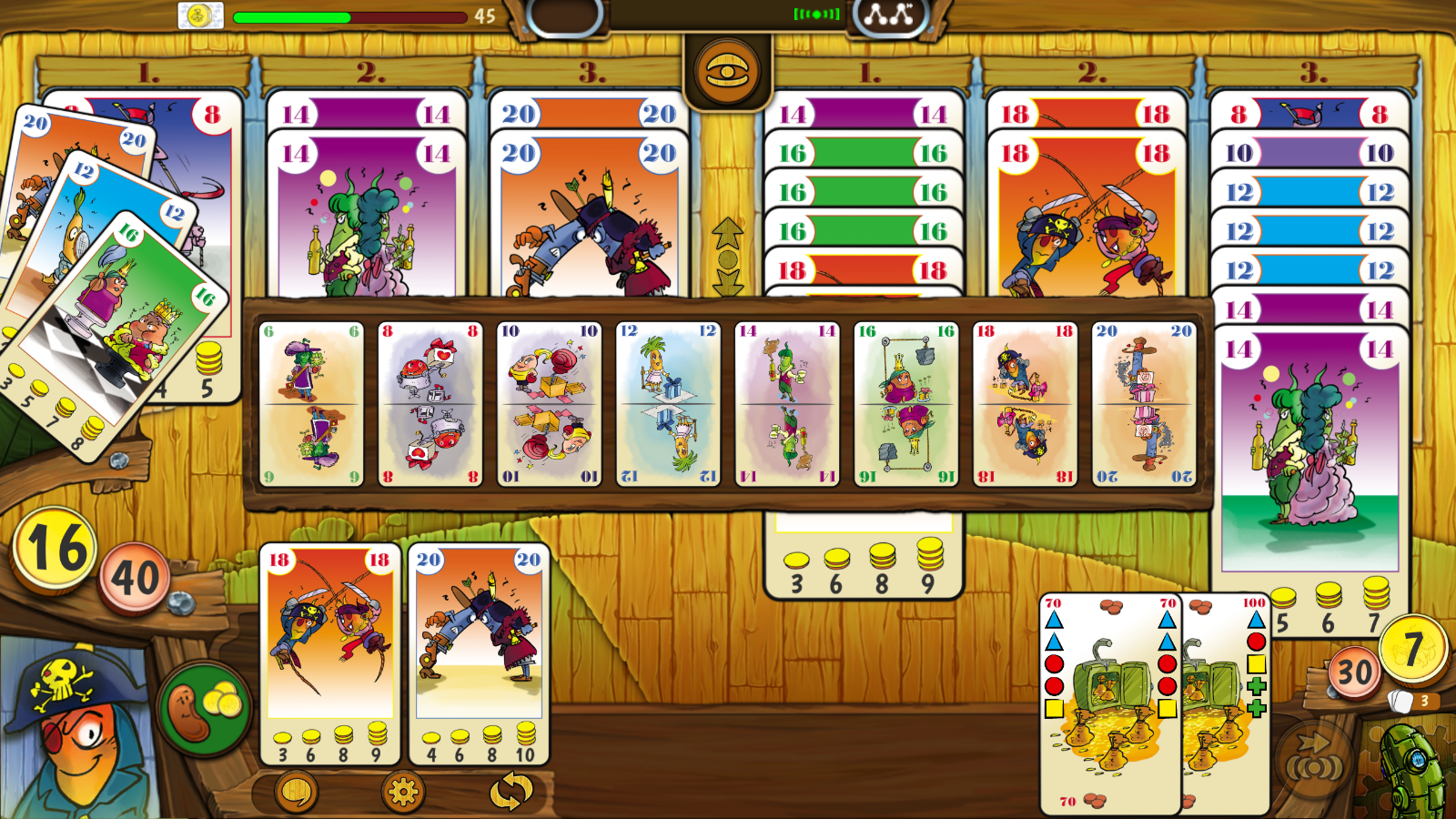 Bohnanza The Duel App Review - Pixelated Cardboard