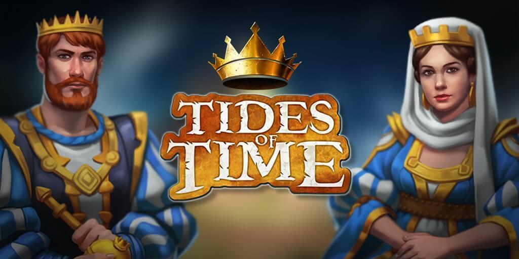 tides of time - banner
