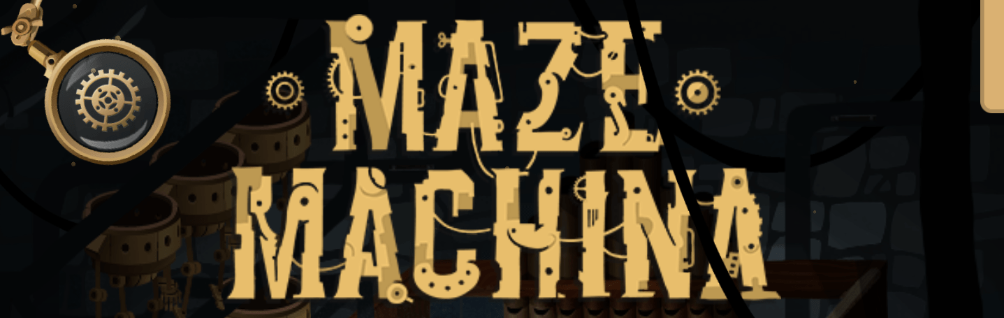 maze machina - banner