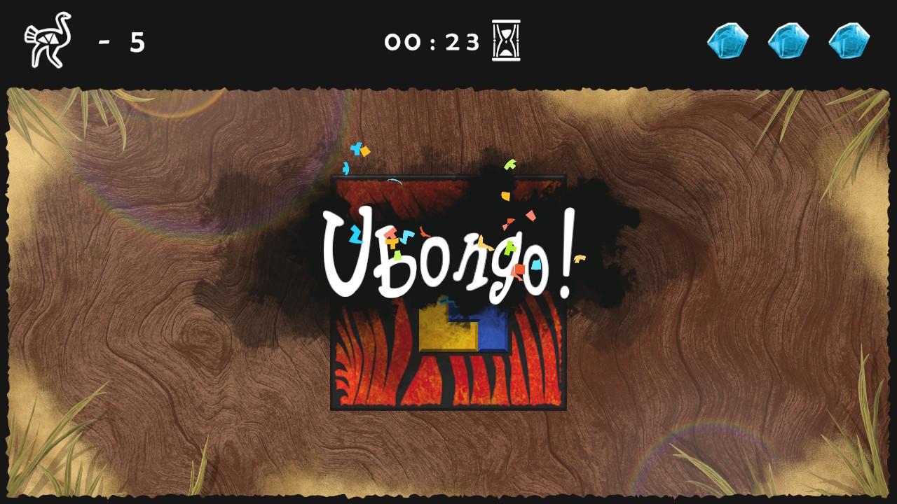 ubongo - victory
