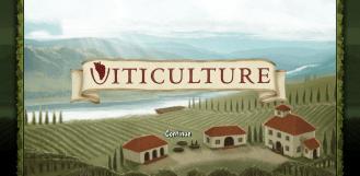 viticulture - menu