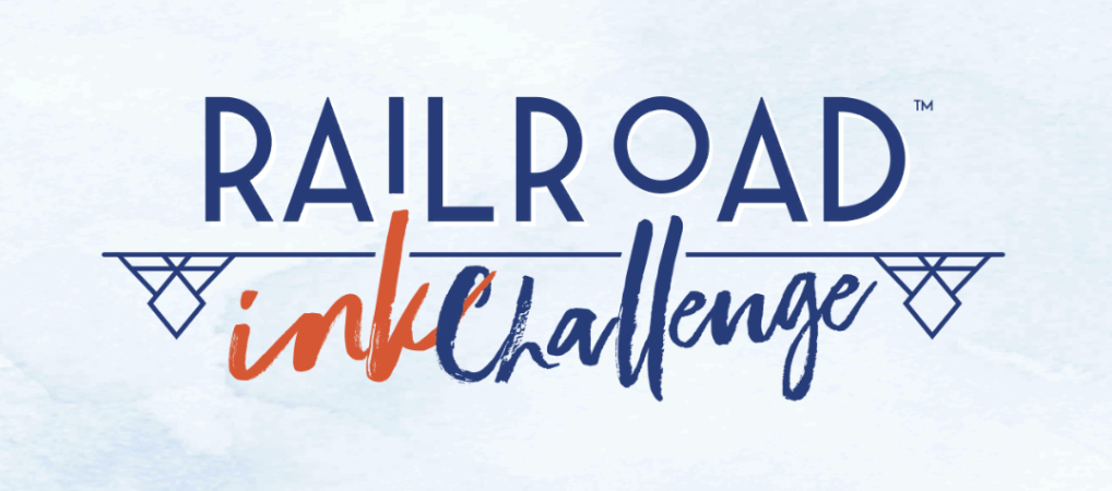 railroad ink challenge - banner