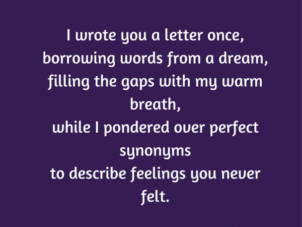 poetry sunjhini