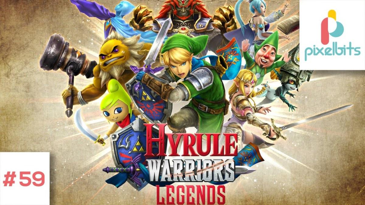 Reseña Hyrule Warriors Legends