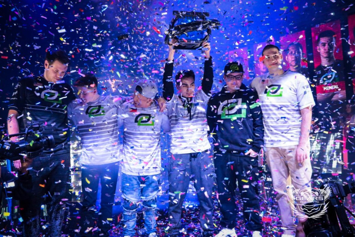 OpTic Gaming Gears Pro Circuit Mexico City Open 2018