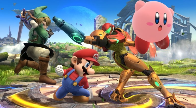Super Smash Bros. para Switch