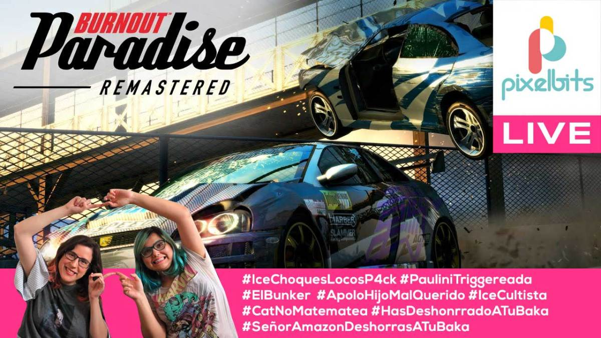 gameplay de burnout paradise remastered