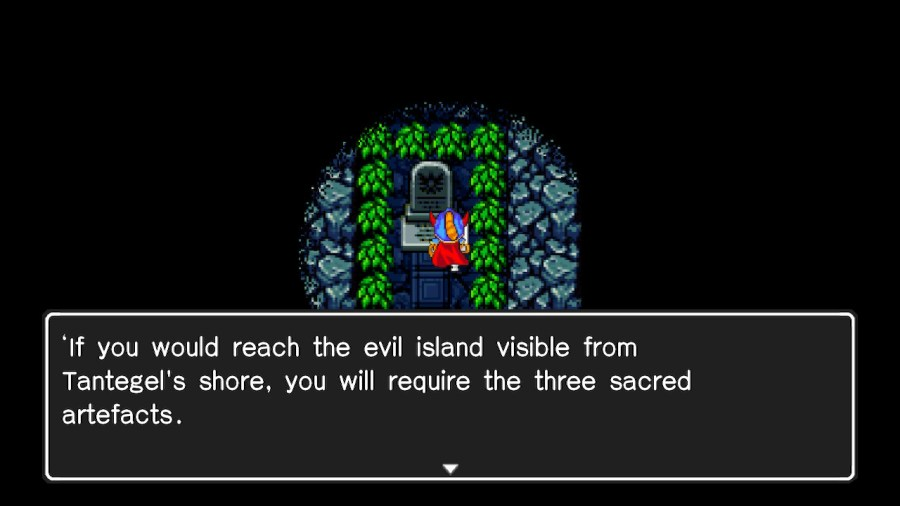 Dragon Quest 1 para Switch