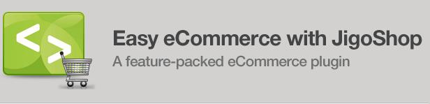Easy eCommerce with JigoShop