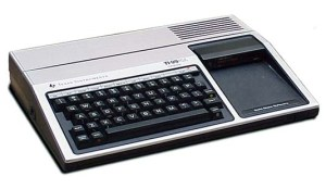 The Texas Instruments TI-99 4a