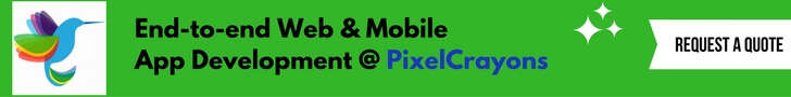 PixelCrayons Banner