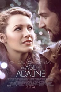 the age of adeline poster
