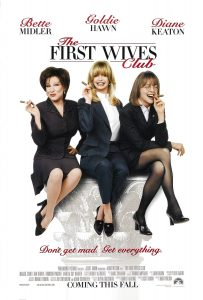 the first wives club poster