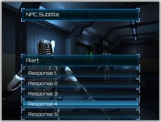 Dialogue System For Unity Unity GUI Dialogue UI Prefabs