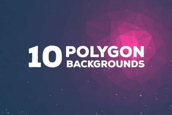 polygon-backgrounds