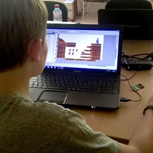 Atelier de création de jeu vidéo