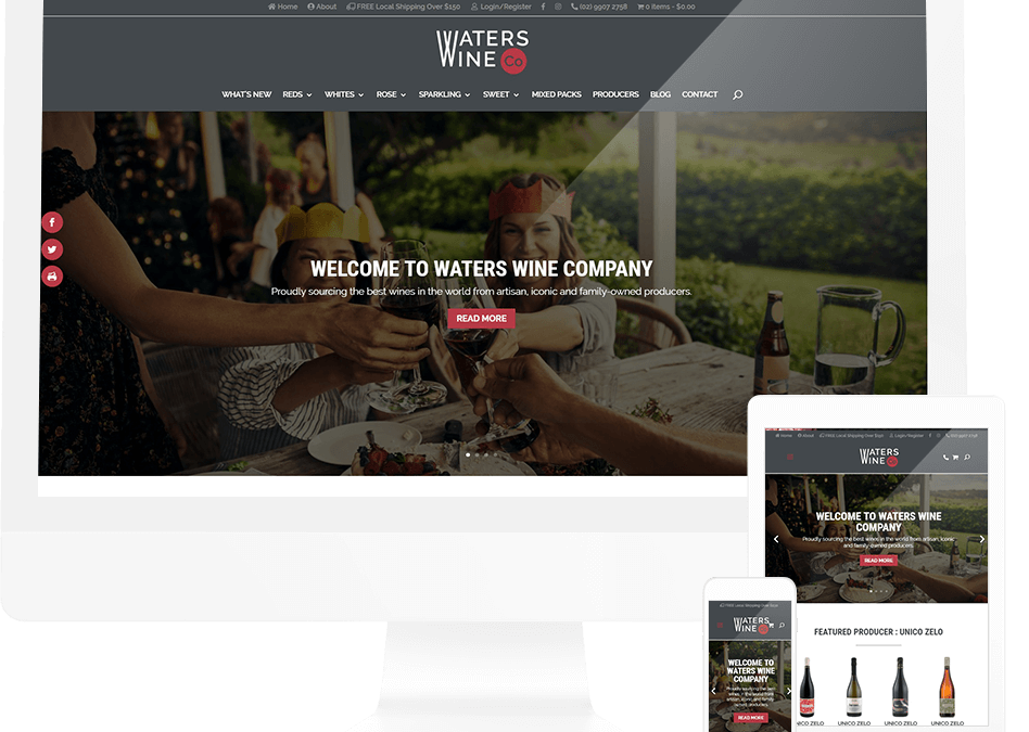 Waters Wine