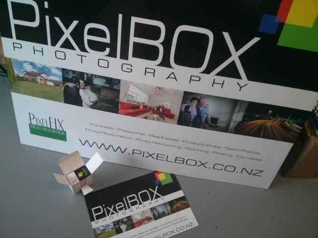 PixelBOX photography  marketing