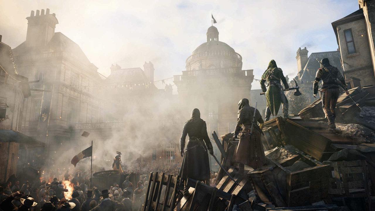 Novita' su Assassin's Creed Unity
