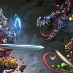 Battle Chasers: Nightwar – Dalla carta al pad