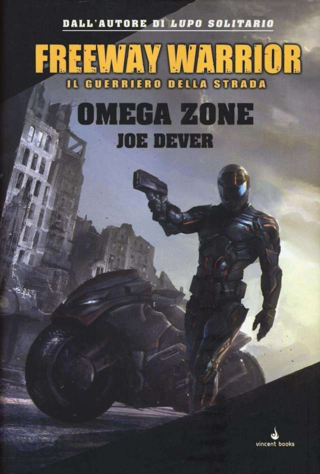 Joe Dever - Freeway Warrior - Omega Zone