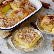 Bougatsa: Sfoglia Greca di Pasta Fillo con Crema di Ricotta e Semolino