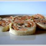 Rondelle Soffici al Salmone: l'Antipasto del mio Natale