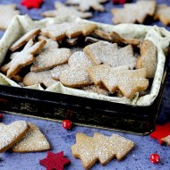 Pepparkakor: i Biscottini Svedesi Speziati di Natale