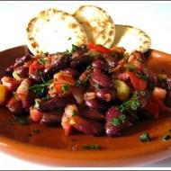 Fagioli Americani (Kidney Beans) alla Texana