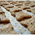 Crackers d'Avena ai Due Pepi