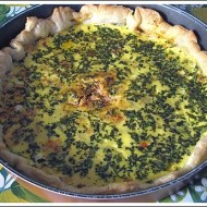 Torta Salata Pomodori Secchi e Caprino