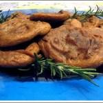 Frittelle di Berlingaccio (con Farina di Castagne)