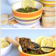 Adas Bis Bilq (Zuppa Libanese di Lenticchie e Bietole al Limone)