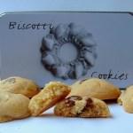 Biscotti al Burro di Arachidi con Uvetta e Cioccolato Bianco