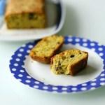 Cake Salato al Pesto con Olive Taggiasche al Profumo di Limone