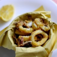 Calamari (non, ma quasi) Fritti
